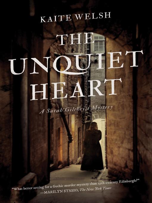 Title details for The Unquiet Heart by Kaite Welsh - Wait list