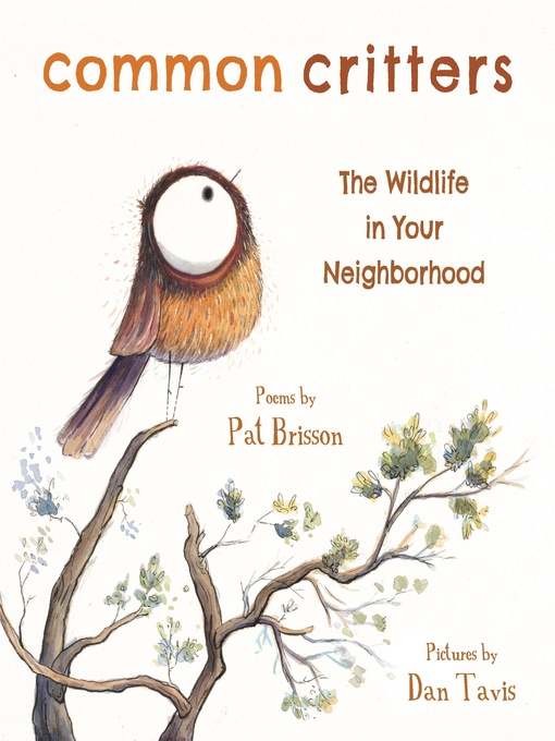 Title details for Common Critters by Pat Brisson - Available