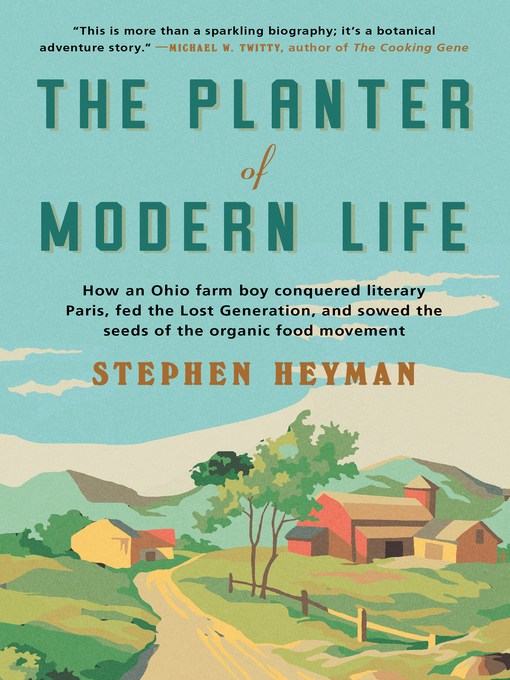 Title details for The Planter of Modern Life by Stephen Heyman - Available