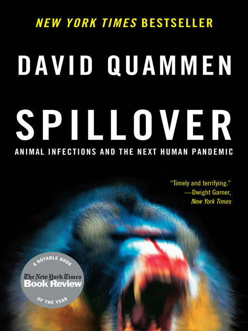 Title details for Spillover by David Quammen - Wait list