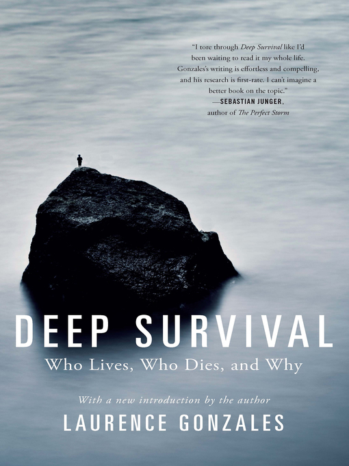 Title details for Deep Survival by Laurence Gonzales - Available