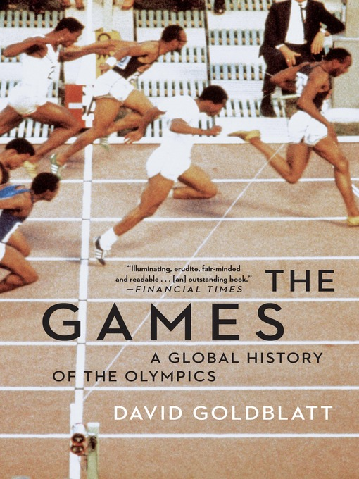 Title details for The Games by David Goldblatt - Wait list