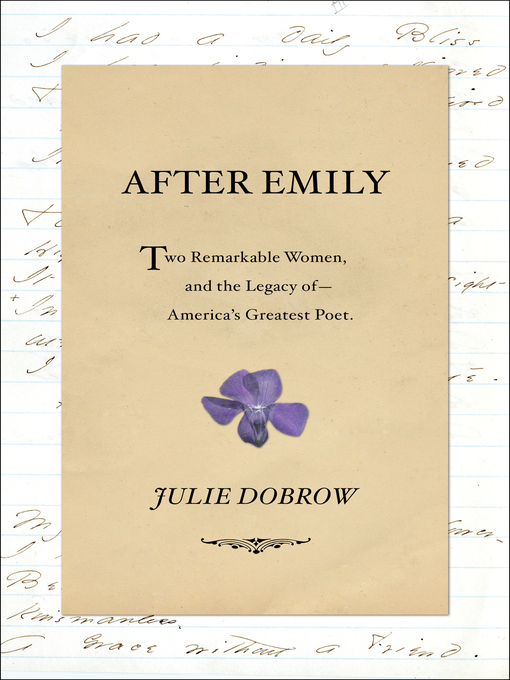Title details for After Emily by Julie Dobrow - Available