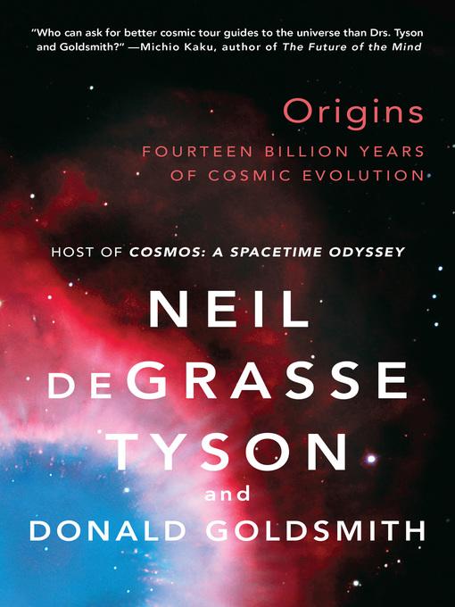 Title details for Origins by Neil DeGrasse Tyson - Wait list