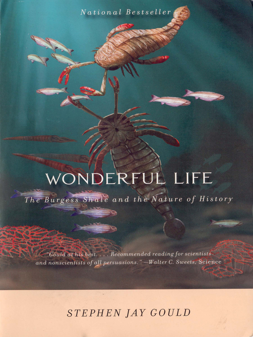 Title details for Wonderful Life by Stephen Jay Gould - Wait list