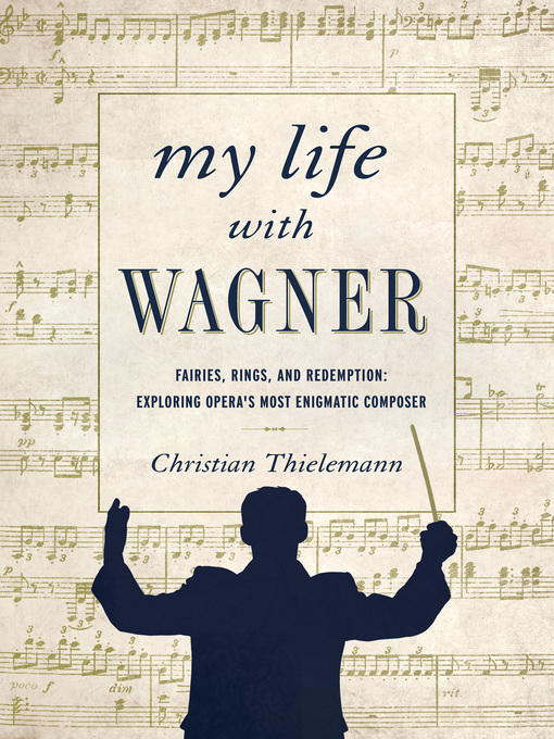 Cover of My Life with Wagner