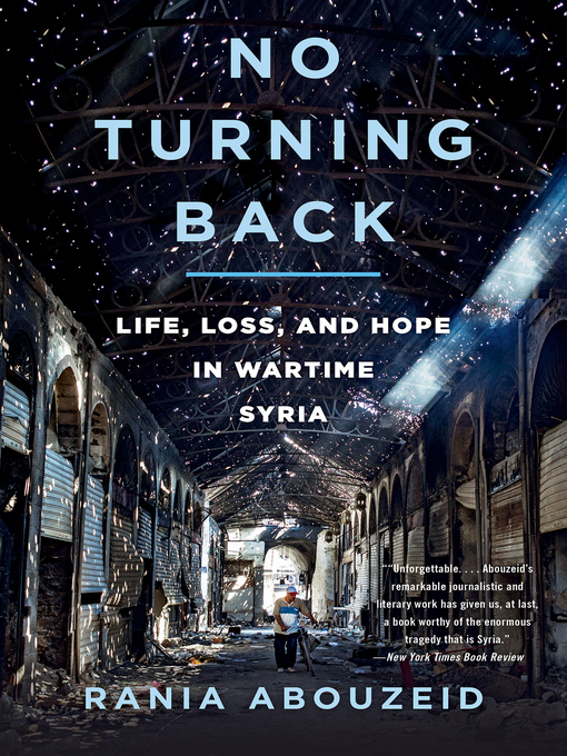Title details for No Turning Back by Rania Abouzeid - Available