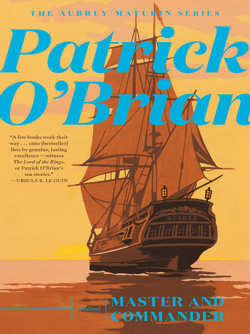Cover of Master and Commander (Volume Book 1)