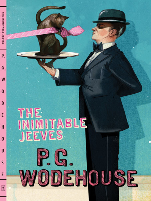 Title details for The Inimitable Jeeves by P. G. Wodehouse - Wait list