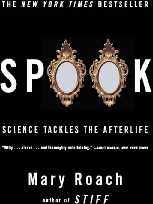 Title details for Spook by Mary Roach - Wait list