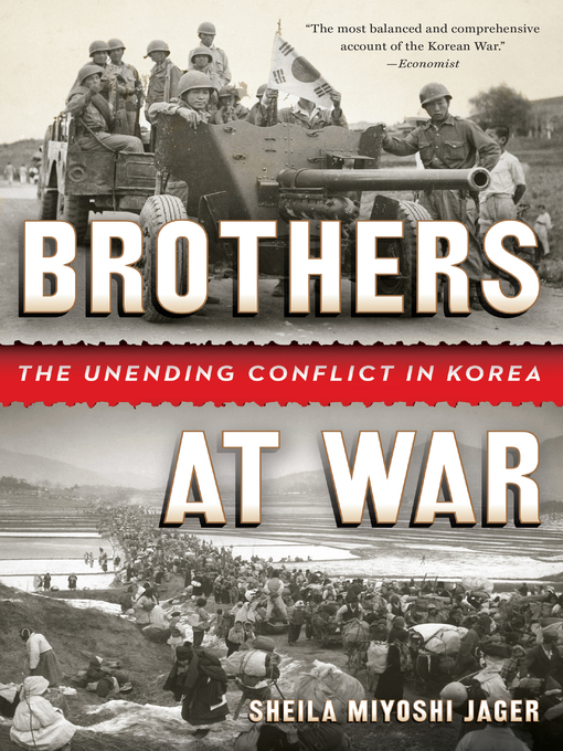 Title details for Brothers at War by Sheila Miyoshi Jager - Available