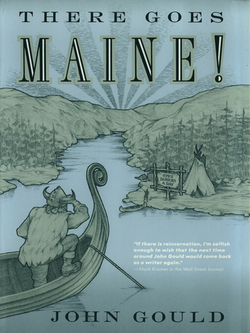 Title details for There Goes Maine! by John Gould - Available