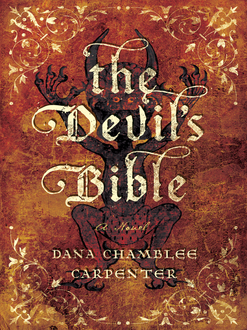 Title details for The Devil's Bible by Dana Chamblee Carpenter - Wait list