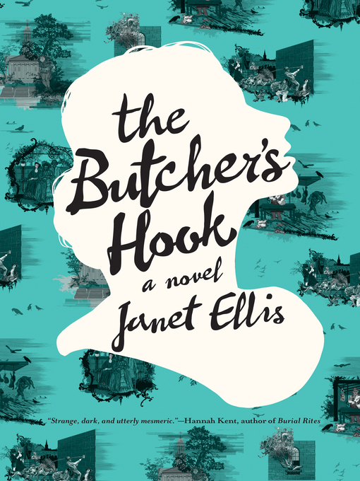 Title details for The Butcher's Hook by Janet Ellis - Available