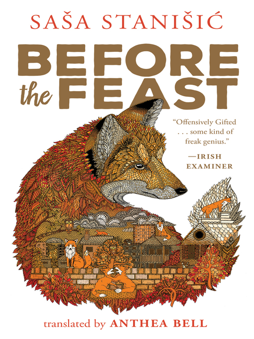 Title details for Before the Feast by Sasa Stanisic - Available