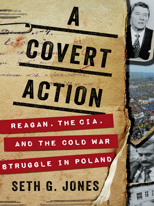 Title details for A Covert Action by Seth G. Jones - Available