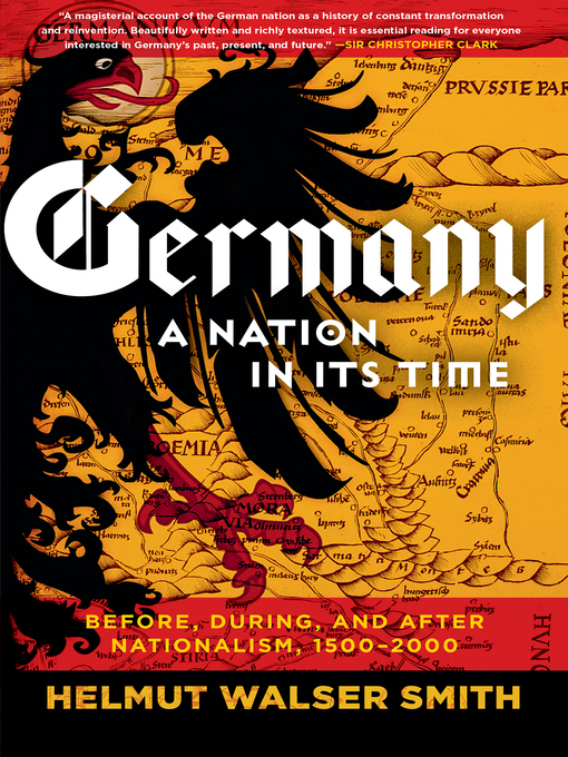 Title details for Germany by Helmut Walser Smith - Available