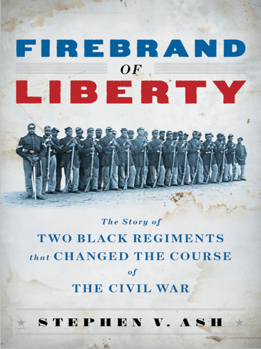 Title details for Firebrand of Liberty by Stephen V. Ash - Wait list