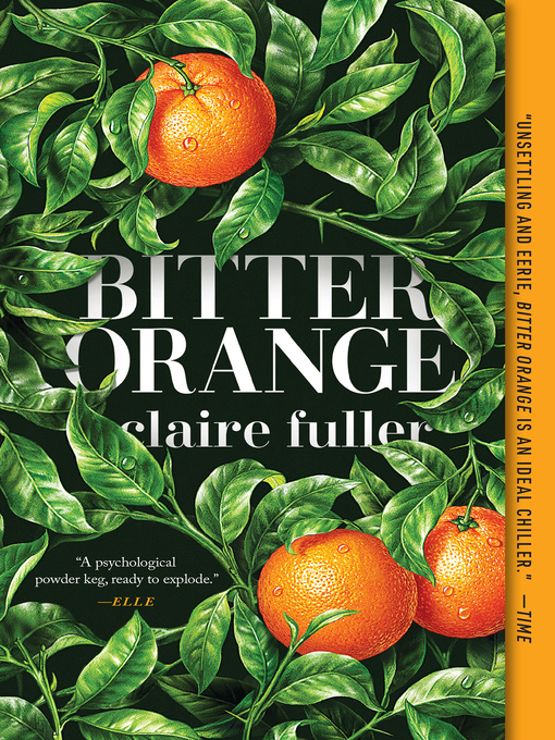 Title details for Bitter Orange by Claire Fuller - Available