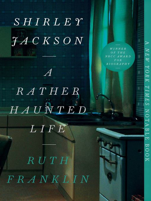 Title details for Shirley Jackson by Ruth Franklin - Wait list