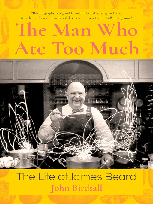 Cover image for The Man Who Ate Too Much