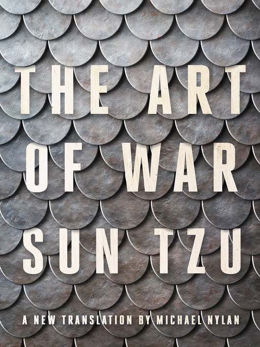 Book cover of The art of war