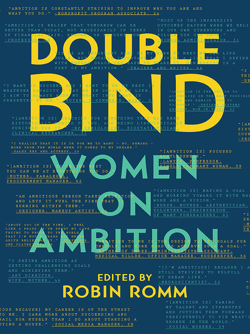 Title details for Double Bind by Robin Romm - Available