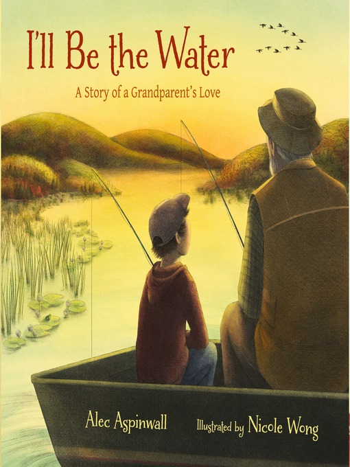 Cover image for book: I'll Be the Water