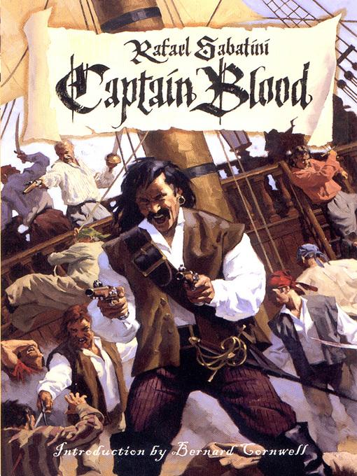 Title details for Captain Blood by Rafael Sabatini - Wait list