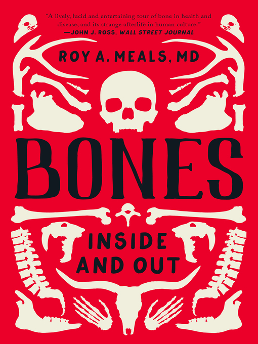 Title details for Bones by Roy A. Meals MD - Available