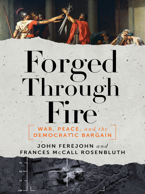 Cover of Forged Through Fire