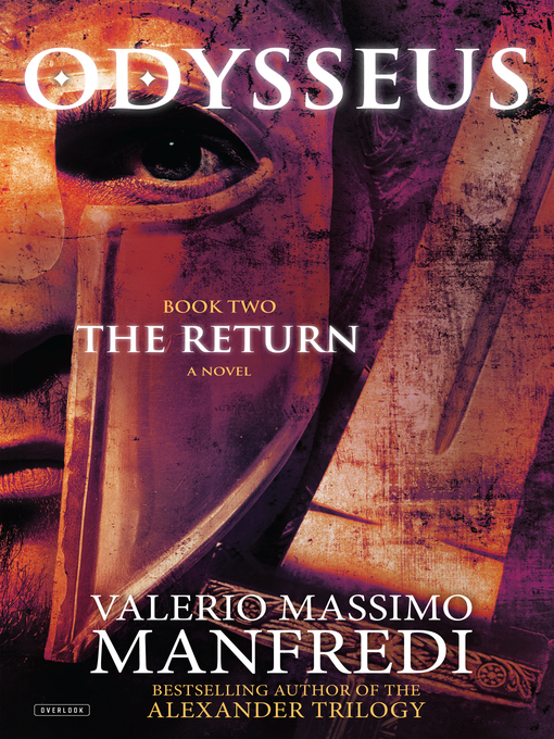 Title details for Book Two: The Return (Odysseus) by Valerio Massimo Manfredi - Available