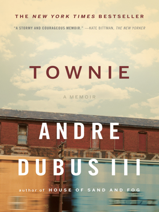 Title details for Townie by Andre Dubus III - Wait list