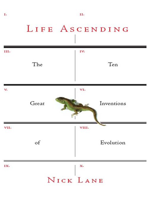 Title details for Life Ascending by Nick Lane - Available