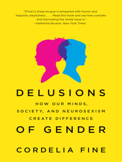 Cover of Delusions of Gender