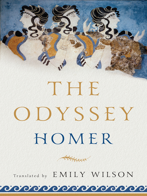 Title details for The Odyssey by Homer - Wait list