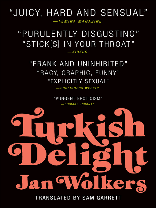 Title details for Turkish Delight by Jan Wolkers - Available
