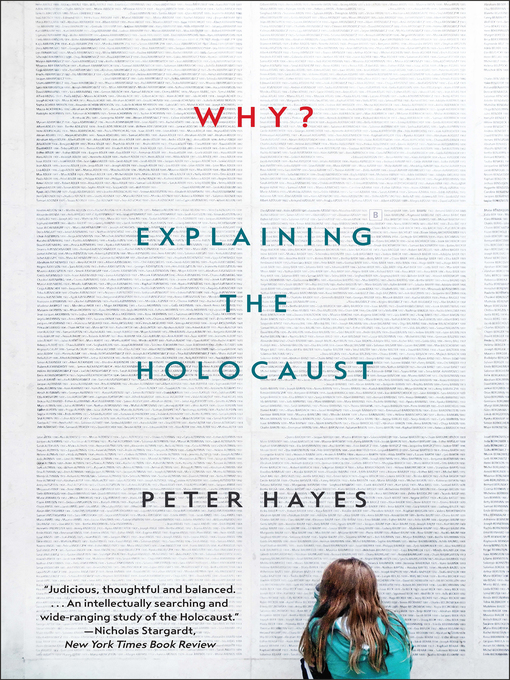 Title details for Why? by Peter Hayes - Wait list
