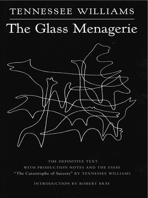 Title details for The Glass Menagerie by Tennessee Williams - Wait list