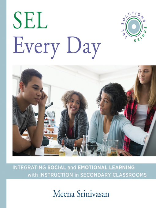 Cover image for book: SEL Every Day