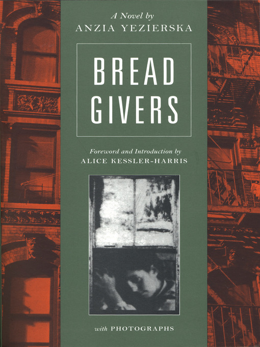 bread givers analysis of sara