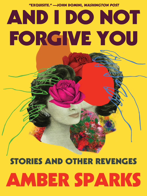 Title details for And I Do Not Forgive You by Amber Sparks - Wait list