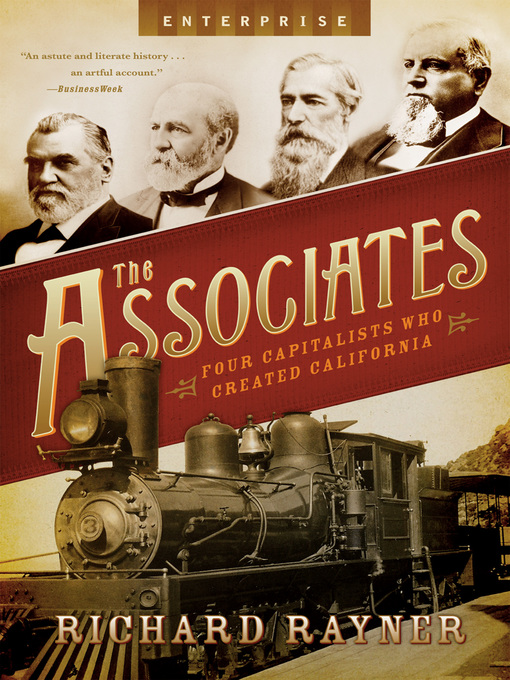 Title details for The Associates by Richard Rayner - Available