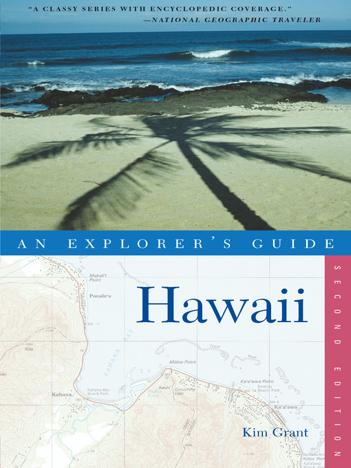Title details for Explorer's Guide Hawaii by Kim Grant - Available
