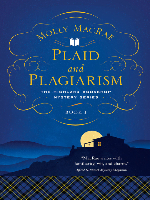 Title details for Plaid and Plagiarism by Molly Macrae - Wait list
