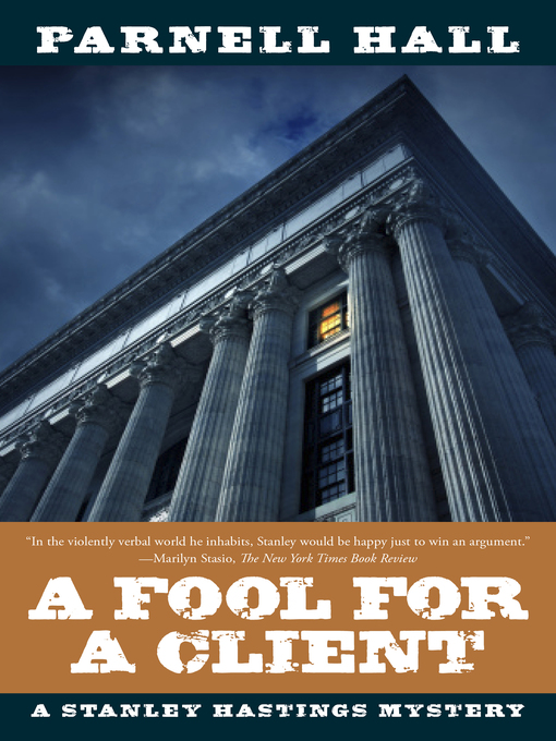 Title details for A Fool for a Client by Parnell Hall - Available