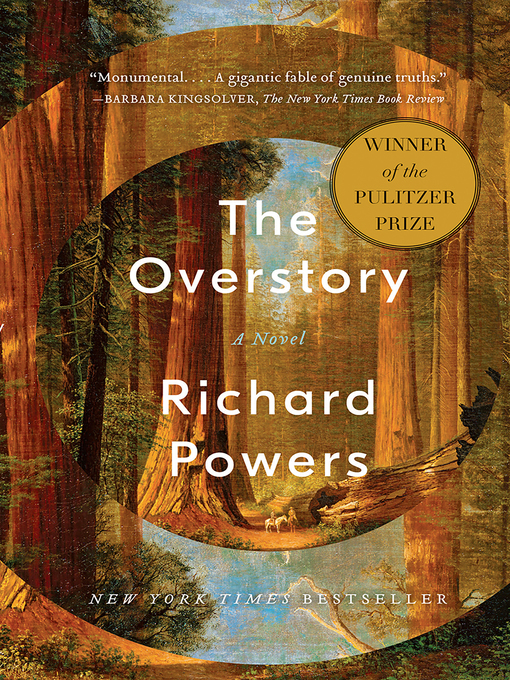 Cover image for book: The Overstory
