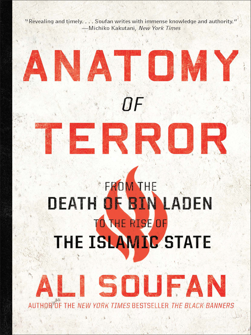 Title details for Anatomy of Terror by Ali Soufan - Wait list