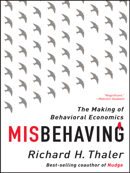 Title details for Misbehaving by Richard H. Thaler - Available