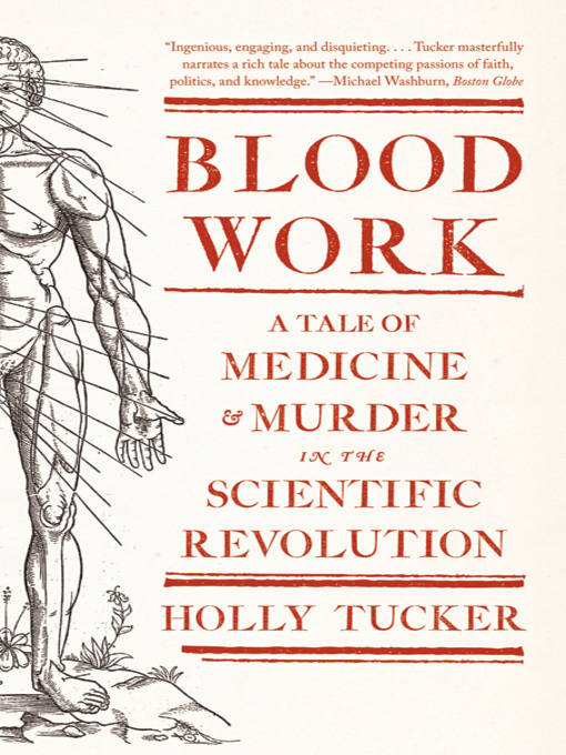 Title details for Blood Work by Holly Tucker - Available